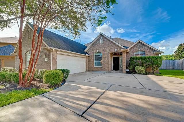 4011 Grayson Court, Missouri City, TX 77459 (MLS #11256656) :: The Home Branch