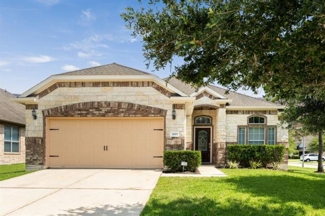 2815 Silver Bend Lane, Rosharon, TX 77583 (MLS #11259426) :: The SOLD by George Team