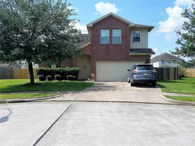 8238 Greenleaf Street, Baytown, TX 77523 (MLS #11272437) :: The Sold By Valdez Team