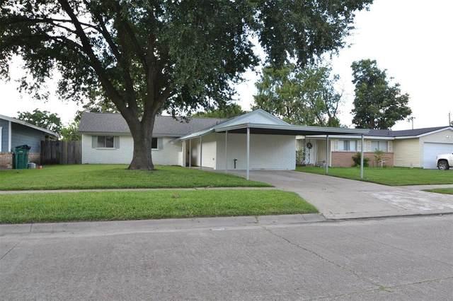 1322 Bennett Drive, Pasadena, TX 77503 (MLS #11272577) :: Parodi Group Real Estate