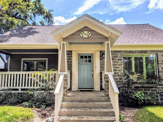 945 Dorothy Street, Houston, TX 77008 (MLS #11283989) :: The SOLD by George Team
