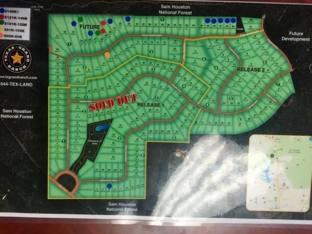 1-4-11 Chisholm Trl Trail, Huntsville, TX 77340 (MLS #11286448) :: The Home Branch
