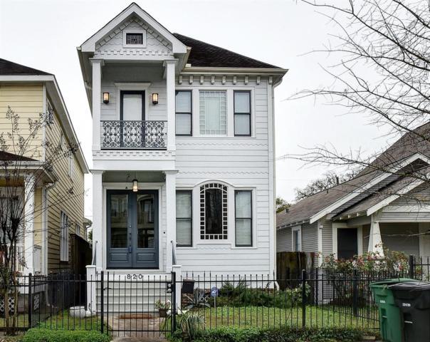 820 W 21st Street, Houston, TX 77008 (MLS #11286712) :: Giorgi Real Estate Group