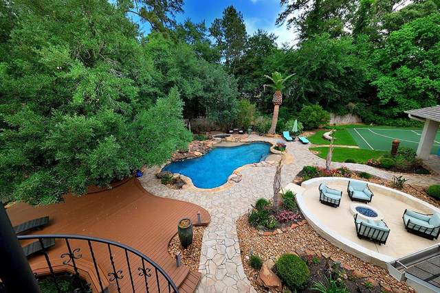 50 Palmer Woods Drive, The Woodlands, TX 77381 (MLS #11290598) :: Texas Home Shop Realty