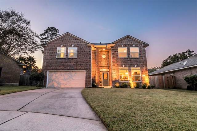 511 Hearthstone Court, Spring, TX 77386 (MLS #11291858) :: The SOLD by George Team