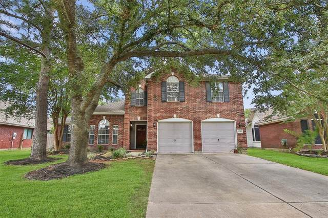 14414 Sandalin Drive, Cypress, TX 77429 (MLS #11298765) :: The Bly Team