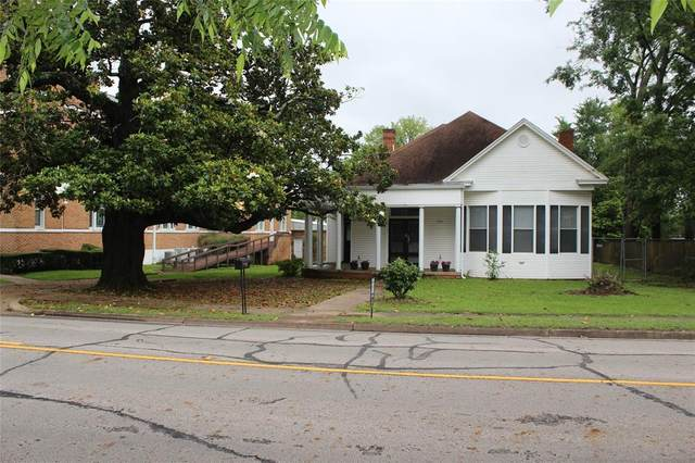 711 E Houston Avenue, Crockett, TX 75835 (MLS #11299391) :: Bray Real Estate Group