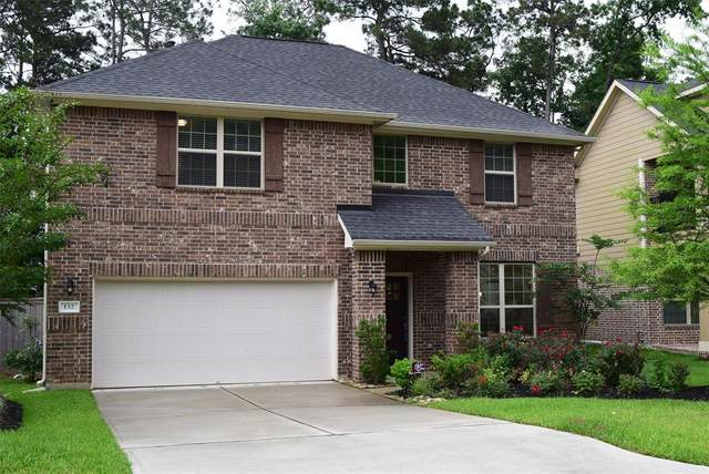 132 Cobble Medley Court, Conroe, TX 77318 (MLS #11319040) :: The SOLD by George Team