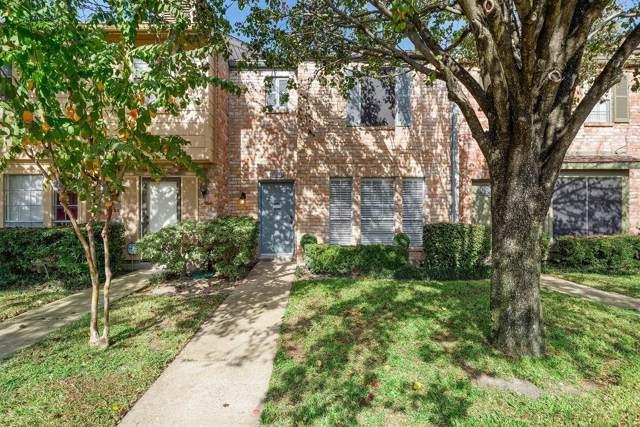 5800 Lumberdale Road #83, Houston, TX 77092 (MLS #11321945) :: CORE Realty