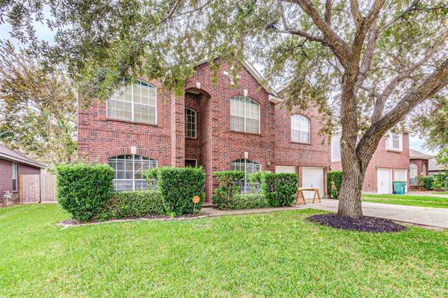 3607 Chatwood Drive, Pearland, TX 77584 (MLS #11323797) :: CORE Realty