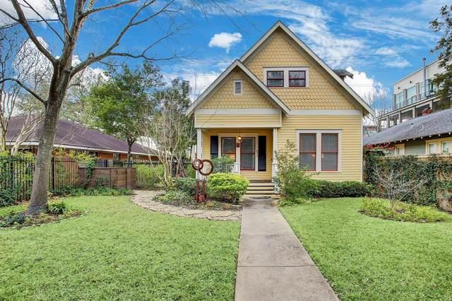 511 Heights Boulevard, Houston, TX 77007 (MLS #11325102) :: Ellison Real Estate Team