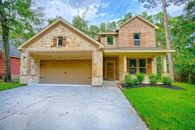 16532 Aransas Street, Conroe, TX 77303 (MLS #11331727) :: The Home Branch