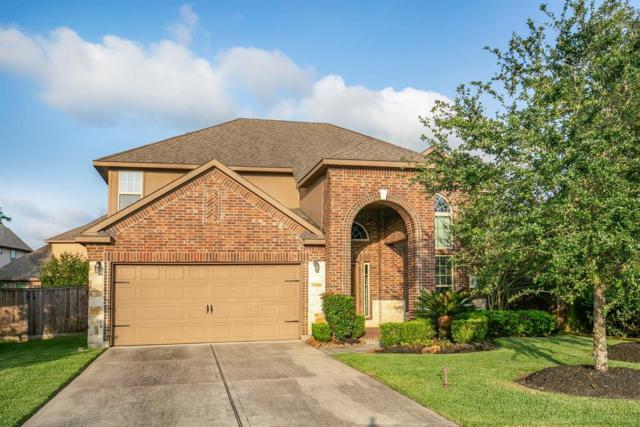 11718 Palmanova Drive, Richmond, TX 77406 (MLS #11335748) :: The Heyl Group at Keller Williams