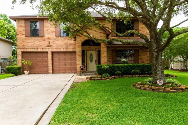 1804 Coronado Street, Friendswood, TX 77546 (MLS #11337745) :: The Stanfield Team | Stanfield Properties