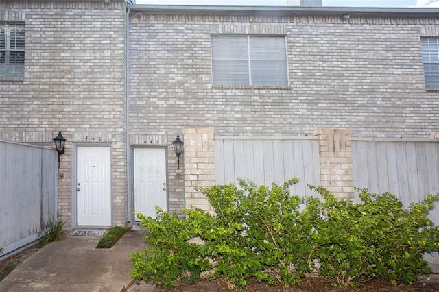 442 Wilcrest Drive #442, Houston, TX 77042 (MLS #11342024) :: Green Residential