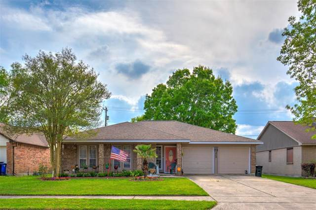 409 Forest Hills Drive, League City, TX 77573 (MLS #11351529) :: Texas Home Shop Realty