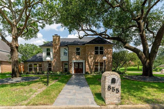 855 Silvergate Drive, Houston, TX 77079 (MLS #11354205) :: The Queen Team