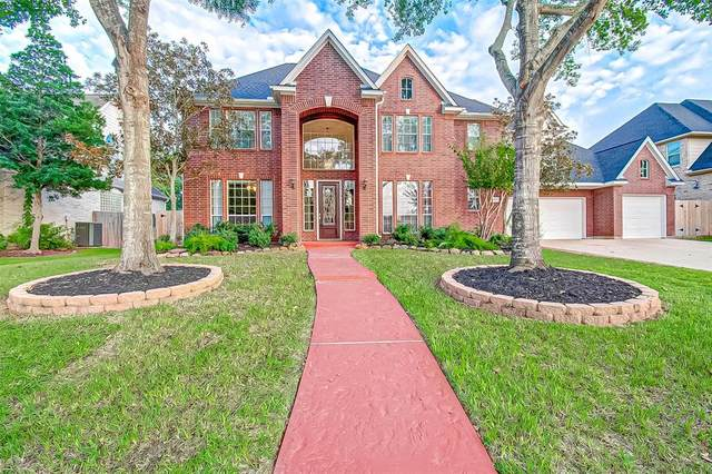 1819 Sparrows Ridge, Katy, TX 77450 (MLS #11362723) :: The SOLD by George Team