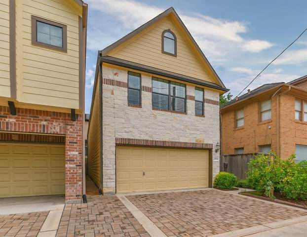 2304 Dunlavy Street, Houston, TX 77006 (MLS #11369113) :: Caskey Realty