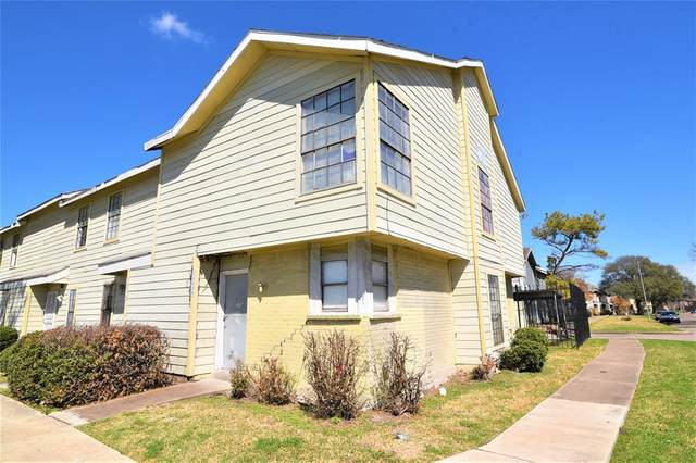 8323 Wilcrest Drive #10020, Houston, TX 77072 (#11381836) :: ORO Realty