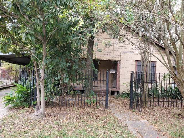 7104 Avenue N N, Houston, TX 77011 (MLS #11384759) :: The Bly Team