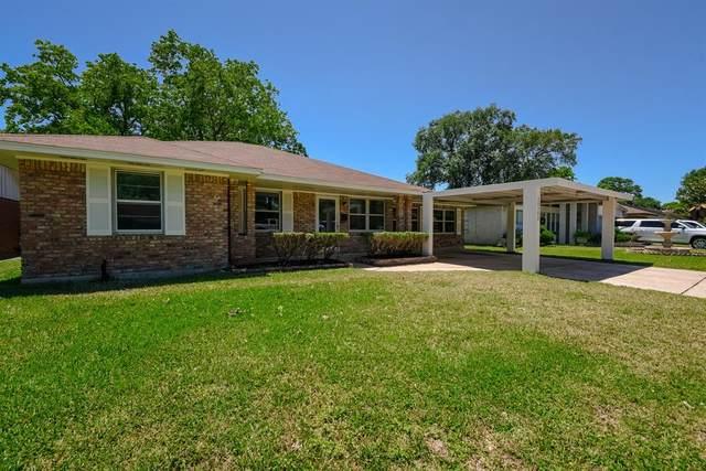 10302 Hinds Street, Houston, TX 77034 (MLS #11392935) :: The Parodi Team at Realty Associates