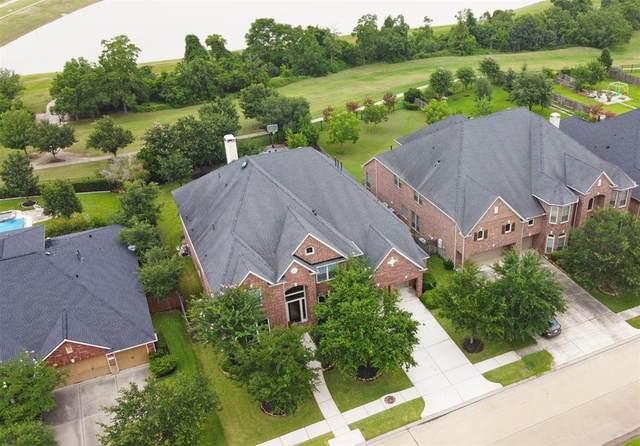 2418 Monarch Terrace Drive, Katy, TX 77494 (MLS #11395043) :: The Parodi Team at Realty Associates