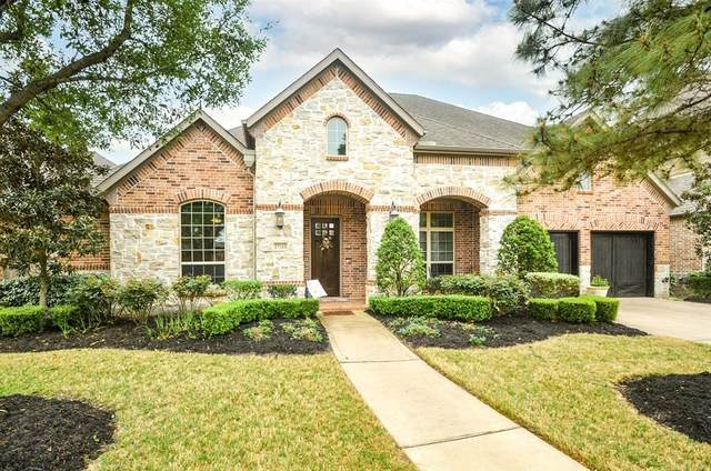 27103 Barrington Lodge Lane, Katy, TX 77494 (MLS #11415058) :: The Queen Team
