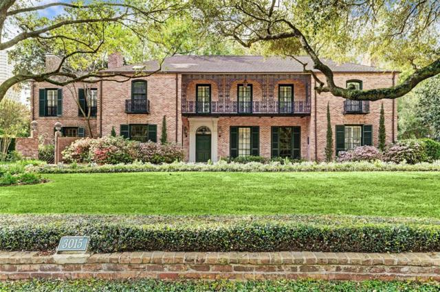 3015 Inwood Drive, Houston, TX 77019 (MLS #11416777) :: The SOLD by George Team