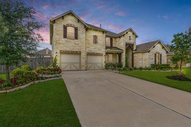 13510 Sorghum Drive, Rosharon, TX 77583 (MLS #11424977) :: The Home Branch