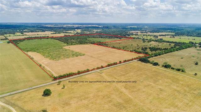 TBD (99.5 Acres) County Road 426, Dime Box, TX 77853 (MLS #11428799) :: The Sansone Group