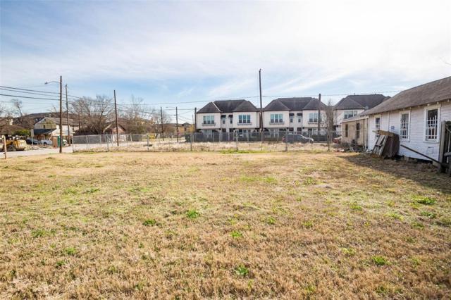 711 Meadow Street, Houston, TX 77020 (MLS #11432719) :: Texas Home Shop Realty