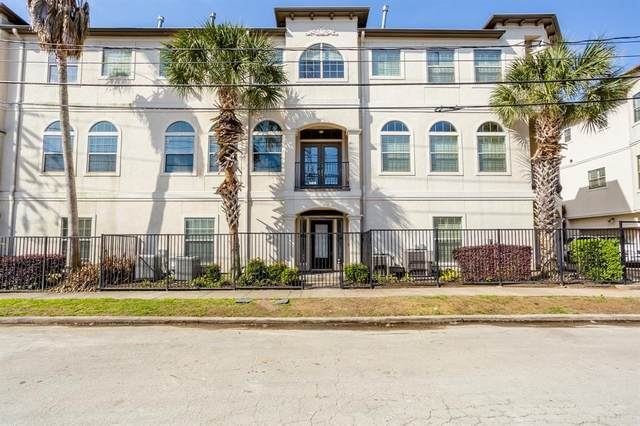 106 Drew Street, Houston, TX 77006 (MLS #11433619) :: The Freund Group