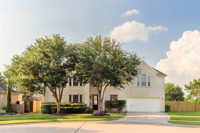 13801 Rose Bay Court, Pearland, TX 77584 (MLS #11435778) :: The Freund Group