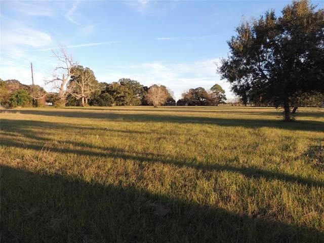 0000 Dyann Drive, Wharton, TX 77488 (MLS #11441666) :: Texas Home Shop Realty