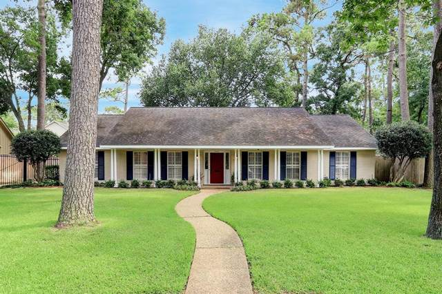 12511 Mossycup Drive, Houston, TX 77024 (MLS #11450321) :: My BCS Home Real Estate Group