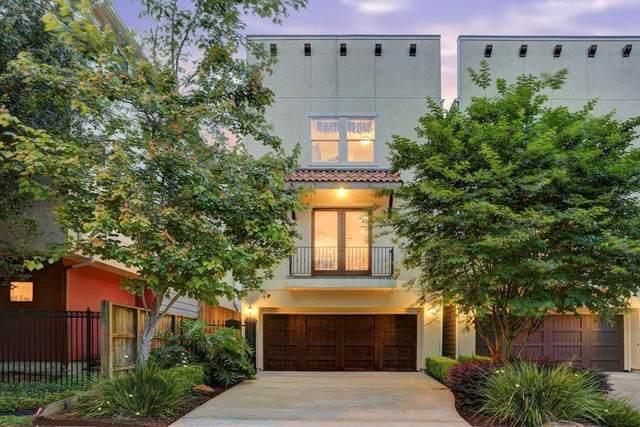 4606 Feagan Street, Houston, TX 77007 (MLS #11474774) :: Giorgi Real Estate Group