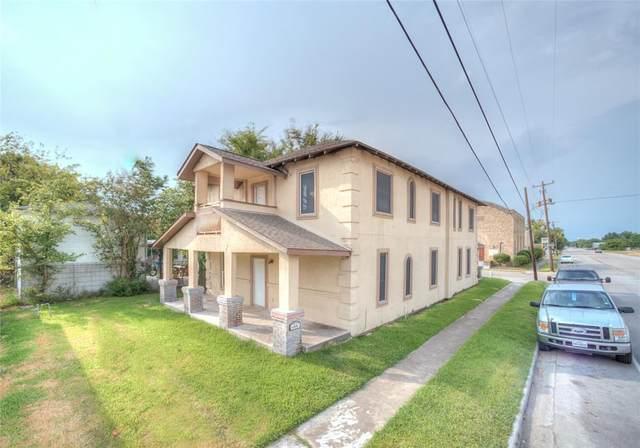 101 W Sterling Street, Baytown, TX 77520 (MLS #11486708) :: The SOLD by George Team