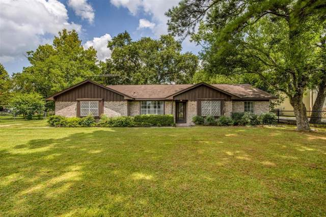 201 Meyer Road, Highlands, TX 77562 (MLS #11493132) :: The Heyl Group at Keller Williams