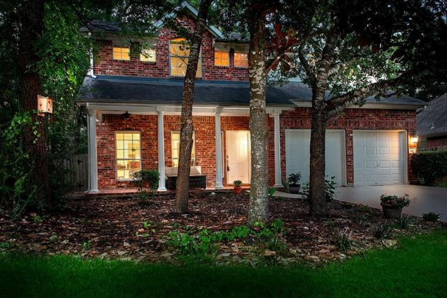 110 N Rambling Ridge Place, The Woodlands, TX 77385 (MLS #11504333) :: Texas Home Shop Realty