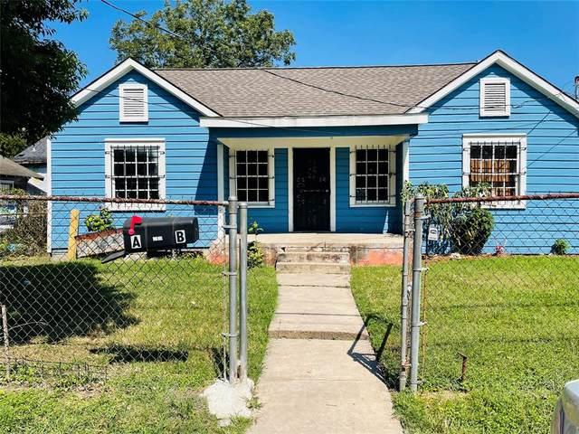 6949 Avenue N, Houston, TX 77011 (MLS #11521193) :: Caskey Realty