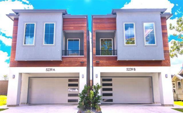 5239 Cornish St B, Houston, TX 77007 (MLS #11549332) :: Texas Home Shop Realty