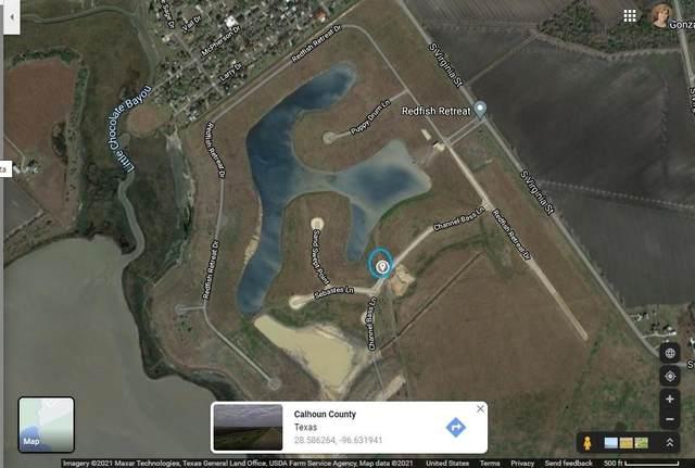 LOT 83 Channel Bass Lane, Port Lavaca, TX 77979 (MLS #11572229) :: Michele Harmon Team