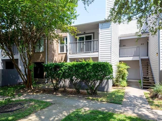 3220 69th Street D6, Galveston, TX 77551 (MLS #11575361) :: Rose Above Realty