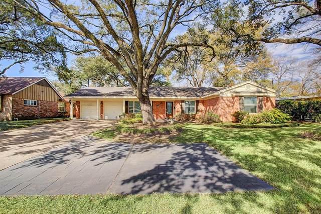 7722 Richmond Avenue, Houston, TX 77063 (MLS #11579455) :: The Home Branch