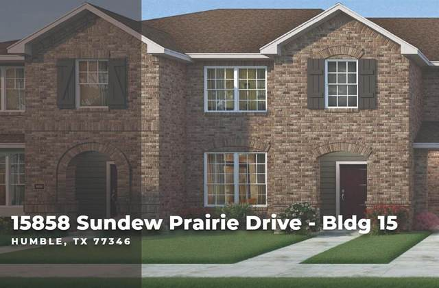 15858 Sundew Prairie Drive, Humble, TX 77346 (MLS #11586746) :: NewHomePrograms.com