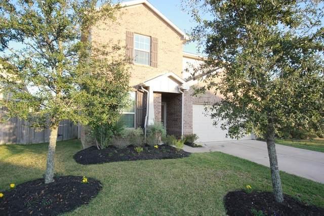 5338 Baronet Drive, Katy, TX 77493 (MLS #11590725) :: The Freund Group
