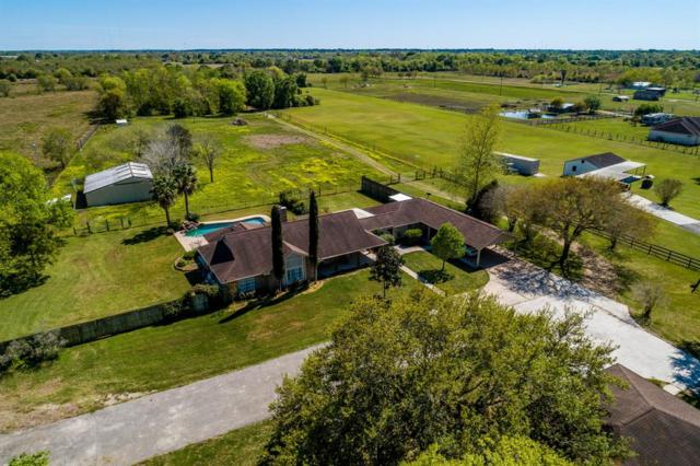 4731 County Road 172, Alvin, TX 77511 (MLS #11599542) :: The SOLD by George Team