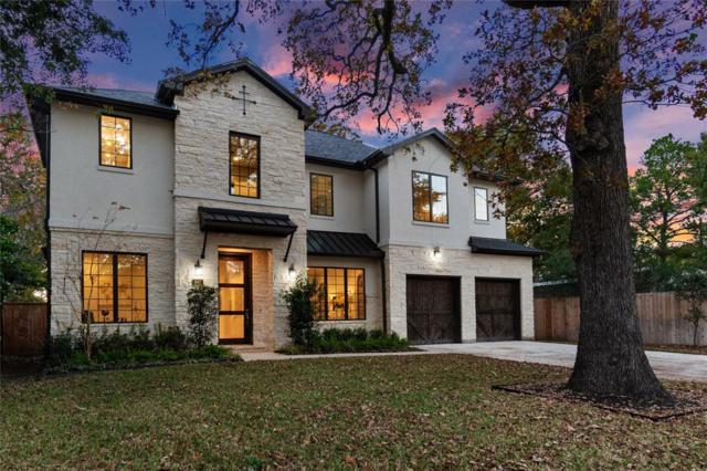 1647 Woodvine Drive, Houston, TX 77055 (MLS #11608679) :: Texas Home Shop Realty