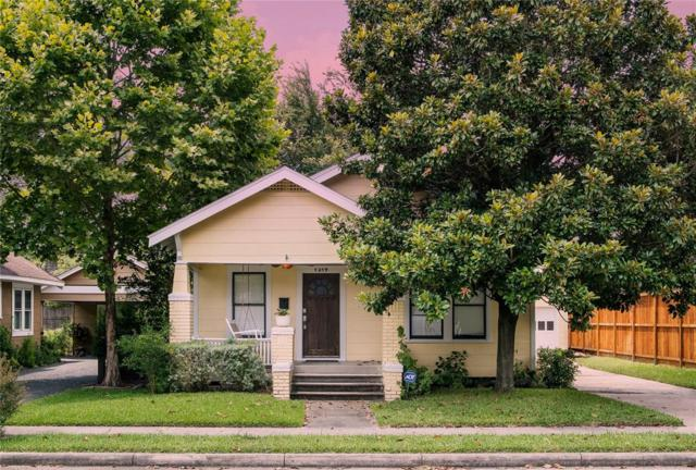 1019 Fugate Street, Houston, TX 77009 (MLS #11609438) :: The SOLD by George Team